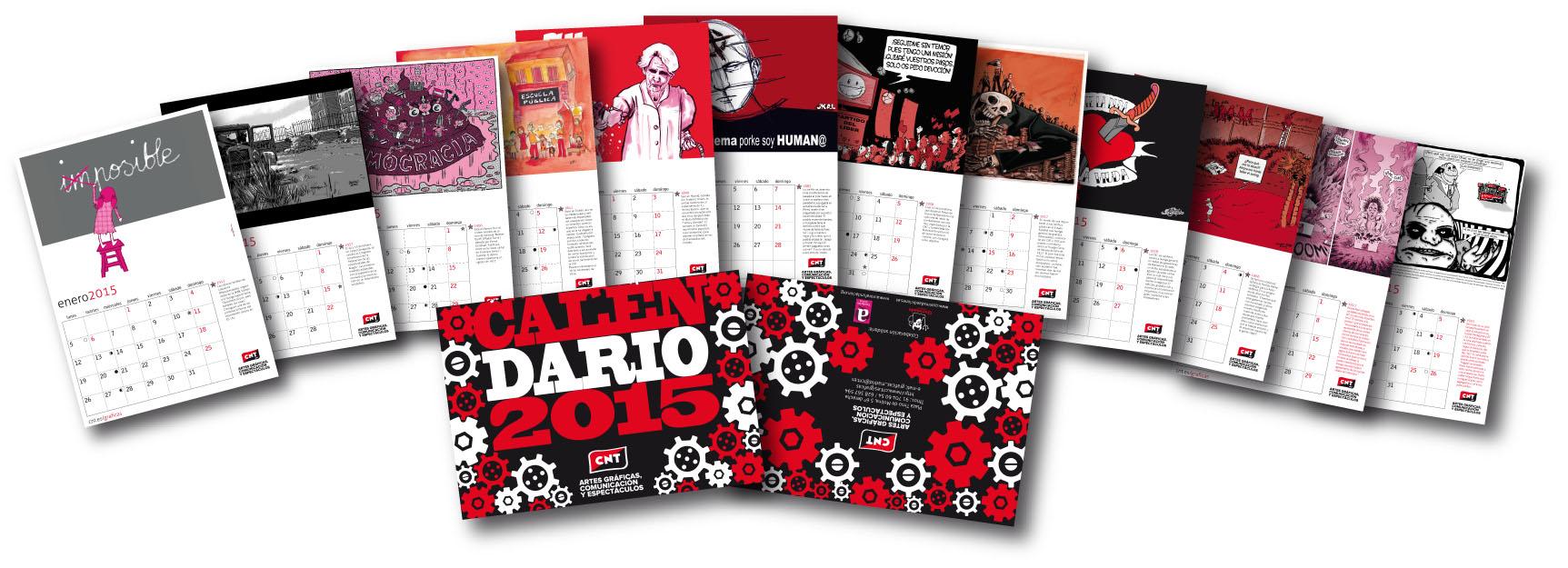 calendario 2015 imagen