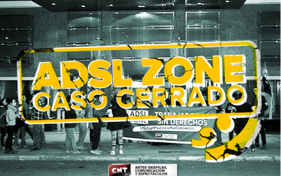 ADSLZone Fin Conflicto CNT