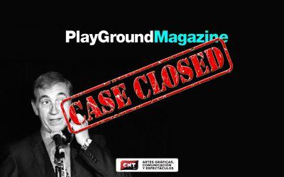 Playground-conflicto CNT