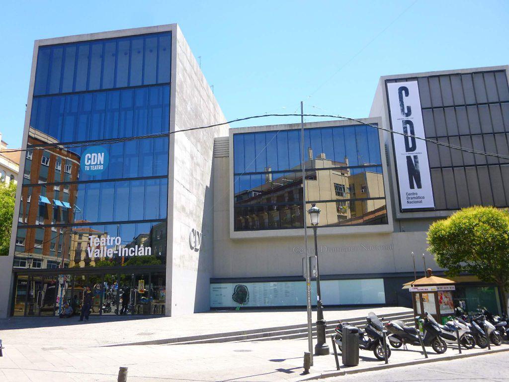 Madrid_-_Teatro_Valle-Inclán-Centro_Dramático_Nacional_(CDN)